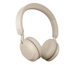 Słuchawki bezprzewodowe Jabra Elite 45h złoto - beżowe