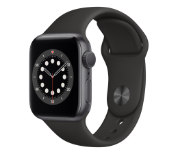 Smartwatch Apple Watch 6 40/Space Gray Aluminium/Black Sport GPS