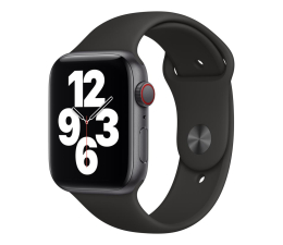 Smartwatch LTE Apple Watch SE 44/Space Gray Aluminium/Black Sport LTE