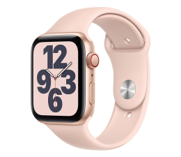 Smartwatch LTE Apple Watch SE 44/Gold Aluminium/Pink Sport LTE