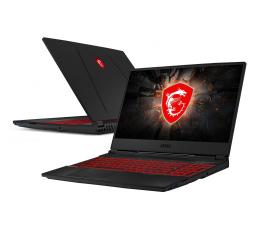 "Notebook / Laptop 15,6"" MSI GL65 i7-10750H/8GB/512 GTX1650Ti 144Hz"
