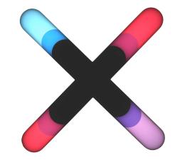 Gadżety firmowe x-kom lampa - logo