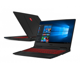 "Notebook / Laptop 15,6"" MSI GL65 i5-10300H/16GB/512/Win10X GTX1650Ti 144Hz"