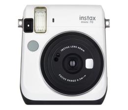 Aparat natychmiastowy Fujifilm Instax Mini 70 biały+ wkłady 2x10+ etui niebieskie