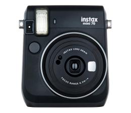 Aparat natychmiastowy Fujifilm Instax Mini 70 czarny+ wkłady 2x10+ etui czerwone