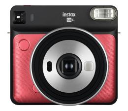 Aparat natychmiastowy Fujifilm Instax SQ 6 czerwony (Aqua ruby red)