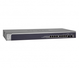 Switch Netgear 8p XS708T (8x10Gbit 2xCombo SFP+)