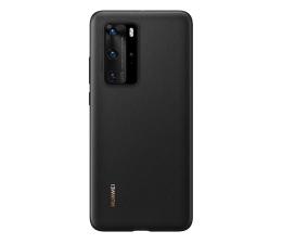 Etui / obudowa na smartfona Huawei Plecki Plastikowe do Huawei P40 Pro Plus czarne