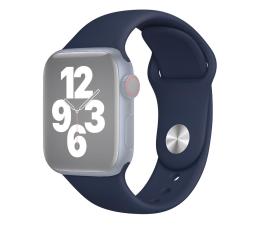 Pasek / bransoletka Apple Pasek Sportowy do Apple Watch głęboki granat