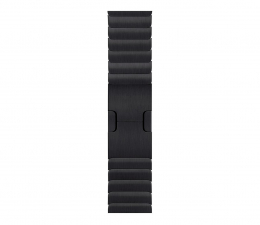 Pasek / bransoletka Apple Bransoleta panelowa do Apple Watch gwiezdna czerń