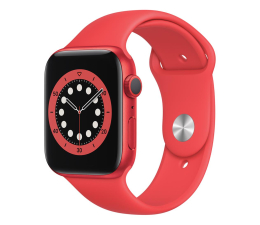 Smartwatch Apple Watch 6 44/(PRODUCT)RED Aluminum/RED Sport GPS