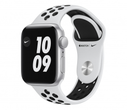 Smartwatch Apple Watch SE Nike 40/Silver/Black Sport GPS