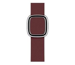 Pasek / bransoletka Apple Pasek z klamrą do Apple Watch kamień granatu