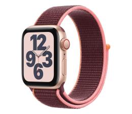 Smartwatch LTE Apple Watch SE 40/Gold Aluminium/Plum Sport Loop LTE