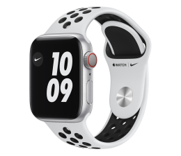 Smartwatch LTE Apple Watch 6 Nike 40/Silver/Black Sport LTE