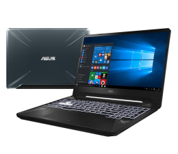 "Notebook / Laptop 15,6"" ASUS TUF Gaming FX505GT i5-9300H/8GB/512+1TB/W10 144Hz"