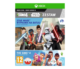 Gra na Xbox One Xbox The Sims 4 + Star Wars : Wyprawa na Batuu