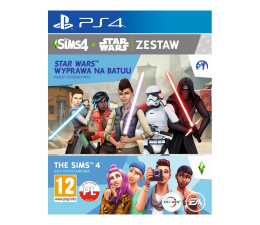 Gra na PlayStation 4 PlayStation The Sims 4 + Star Wars : Wyprawa na Batuu
