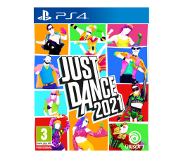Gra na PlayStation 4 PlayStation Just Dance 2021