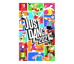 Gra na Switch Switch Just Dance 2021