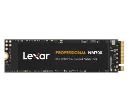 Dysk SSD Lexar 1TB M.2 PCIe NVMe NM700