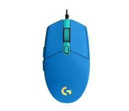Myszka przewodowa Logitech G102 LIGHTSYNC blue
