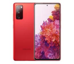 Smartfon / Telefon Samsung Galaxy S20 FE Fan Edition Czerwony