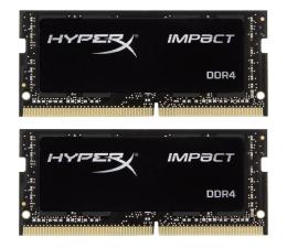 Pamięć RAM SODIMM DDR4 HyperX 64GB (2x32GB) 3200MHz CL20 Impact