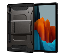 Etui na tablet Spigen Tough Armor Pro do Galaxy Tab S7 Gunmetal