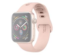Pasek / bransoletka Spigen Pasek Silikonowy Air Fit do Apple Watch złoty