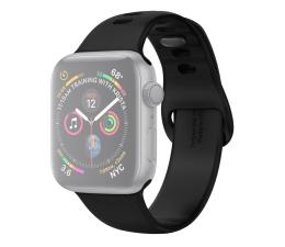 Pasek / bransoletka Spigen Pasek Silikonowy Air Fit do Apple Watch czarny