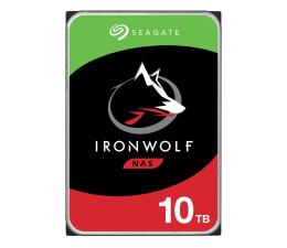 Dysk HDD Seagate IRONWOLF CMR 10TB 7200obr. 256MB