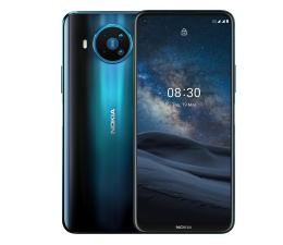 Smartfon / Telefon Nokia 8.3 5G Dual SIM 6/64GB niebieski