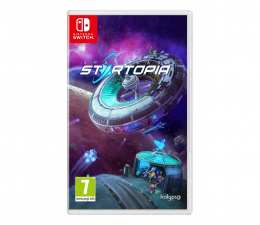 Gra na Switch Switch Spacebase Startopia