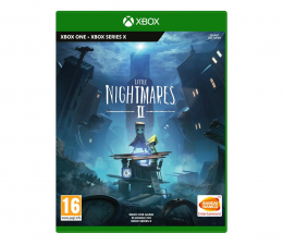 Gra na Xbox One Xbox Little Nightmares 2 Collectors Edition