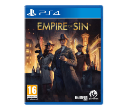 Gra na PlayStation 4 PlayStation Empire of Sin Day One Edition
