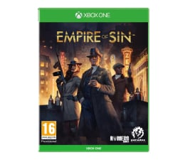 Gra na Xbox One Xbox Empire of Sin Day One Edition
