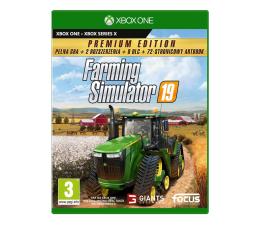 Gra na Xbox One Xbox Farming Simulator 19 – Edycja Premium
