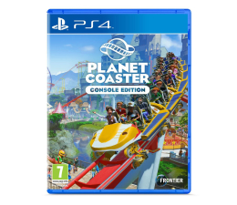 Gra na PlayStation 4 PlayStation Planet Coaster Console Edition