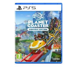 Gra na PlayStation 5 PlayStation Planet Coaster Console Edition