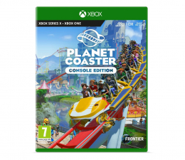 Gra na Xbox One Xbox Planet Coaster Console Edition