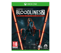 Gra na Xbox One Xbox Vampire:The Masquerade Bloodlines 2 First Blood