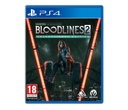 Gra na PlayStation 4 PlayStation Vampire:The Masquerade Bloodlines 2 Unsanctioned