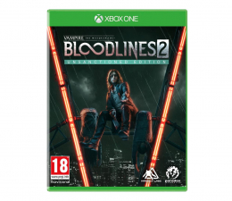 Gra na Xbox One Xbox Vampire:The Masquerade Bloodlines 2 Unsanctioned