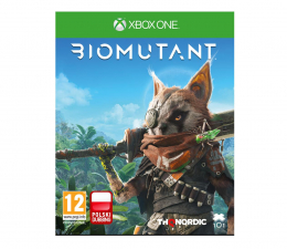 Gra na Xbox One Xbox Biomutant Edycja Atomowa
