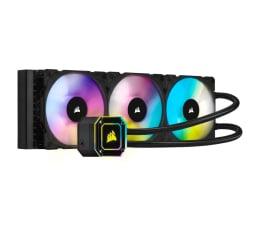 Chłodzenie procesora Corsair iCUE H150i ELITE CAPELLIX 3x120mm