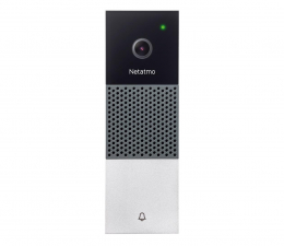 Domofon/wideodomofon Netatmo DOORBELL Inteligentny wideodomofon FullHD