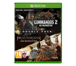 Gra na Xbox One Xbox Commandos 2 & Praetorians: HD Remaster Double Pack