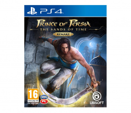 Gra na PlayStation 4 PlayStation Prince Of Persia The Sand Of The Time