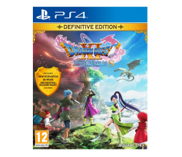 Gra na PlayStation 4 PlayStation Dragon Quest XI S: Echoes of an Elusive Age Def Ed